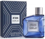 Replay Tank for Him toaletní voda 100 ml