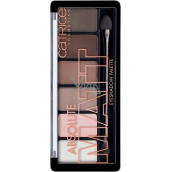 Catrice Absolute Matt Eyeshadow Palette paleta očních stínů 010 Eyes Wide Matt 6 g